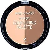 Wet n Wild Megaglo Contouring Palette (Contour), Dulce De Leche, 12.5g