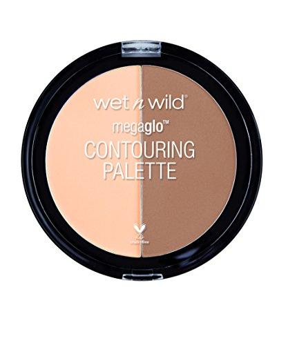 Wet n Wild Dulce Leche Megaglo Contouring Palette