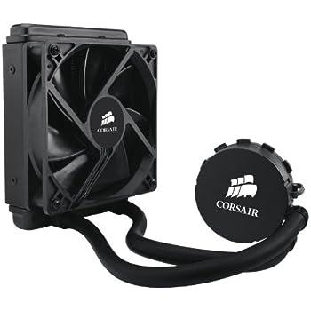 Corsair Hydro H55 Refroidisseur Liquide (All-in-One Liquid CPU Cooler) Noir