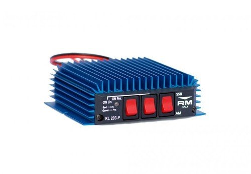 RM KL 203P AMP 100 W FM 200W SSB HF AMPLIFIER BURNER + PREAMP by Rocket Radio