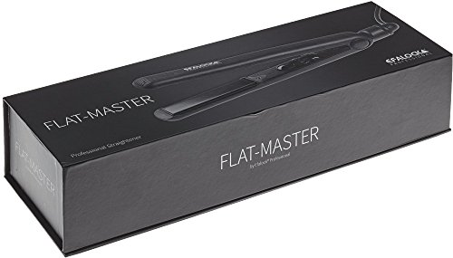 Efalock Professional Ceramics Flat-Master Straightening iron, 1er Pack, (1x 1 Stück) (Iron Flat Iron)