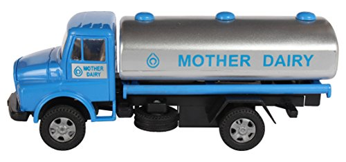 Centy Toys Mother Dairy Tanker, Multi Color