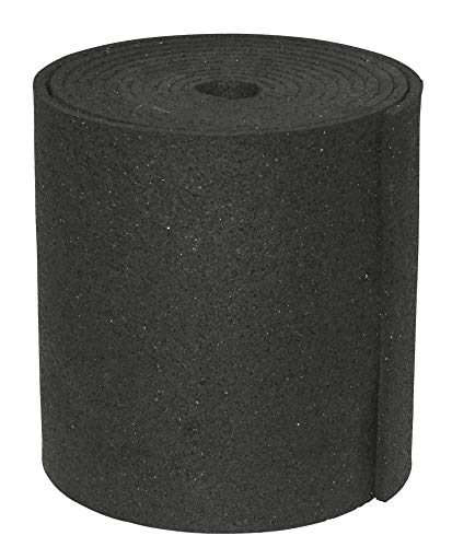 Kerbl 37398 Anti-Rutsch Matte, 15 cm x 3 mm, 20 m Rolle
