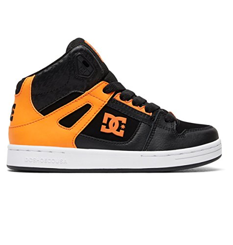 DC Shoes Rebound SE - High-Top Shoes for Boys - Hi Tops - Jungen (Dc-schuhe Für Kids High-tops)