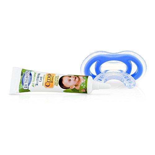 Nuby Dr Talbots All Natural Teething Gel With Gum Eez Teether