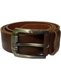Woodland Men's Casual Belt