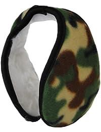 Immerschön Ohrenwärmer Fleece in verschiedenen Farben Ohrenschützer mit Nackenbügel Earbags Earmuffs