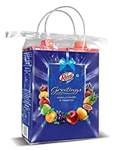 Real Juice PVC Bag, pack of 2 (2N X 1 Liter)2 Liter