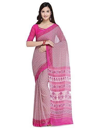 Vaamsi Crepe Saree with Blouse Piece Crepe Saree