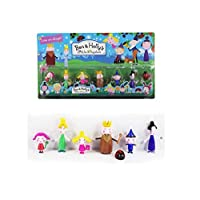 Ben and Hollys Little Kingdom Action figure Set
