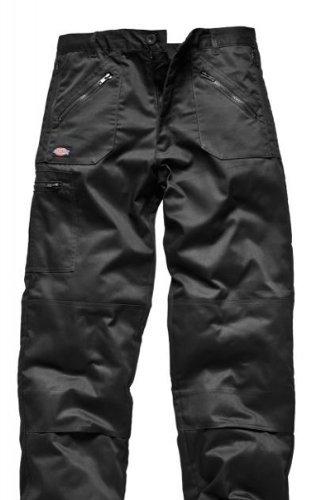 wwk-mens-dickies-work-trousers-wd814-in-black-navy-blue-redhawk-short-leg-30-waist-short-leg-black