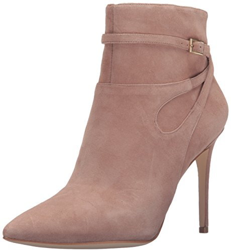 Nine West Women's Tanesha Natural Pointy Toe Booties - 10 B(M) US (Pointy Toe Bootie)