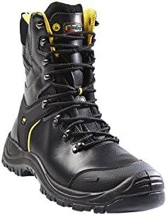 Blakläder 231910909997 W37 botas de seguridad invierno S3 SRC talla W37 negro/gris Fonce