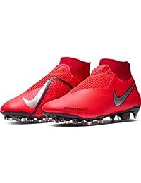 Nike Phantom Vsn Pro DF FG, Zapatillas de Fútbol Unisex Adulto