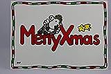 sheepworld - 50306 - Postkarte, Weihnachten, Schaf, Merry Xmas