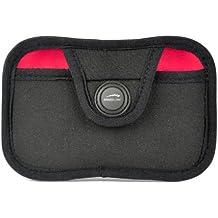 PSP Go - NEO Belt Bag, schwarz/rot [Importación alemana]