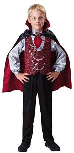Chaks h4099116, Kostüm Vampir Aristokrat 4–6Jahre
