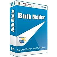 Lantech Soft Bulk Mailer Pro - 1 PC, 1 Year (CD)