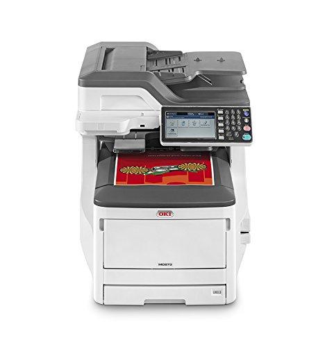 Oki C873DN - Impresora Multifunción Láser Color