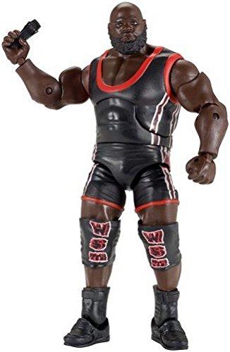 Mattel CHP30 - WWE - Elite Kollektion Serie #32 - Mark Henry Figur [UK Import]