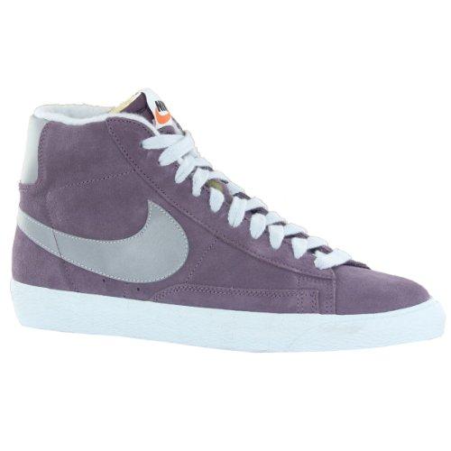 Nike, Blazer Mid PRM VNTG Suede, Sneaker, Uomo Bordeaux
