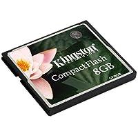 Kingston CF/8GB CompactFlash-Karte standard 8 GB