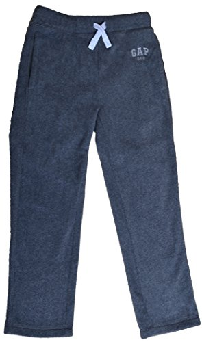 gap-babygap-kinder-fleece-jogginghose-gr-122-128-134-140-8-9-jahre-grey