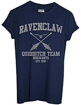 T-Shirt RAVENCLAW QUIDDITCH HARRY POTTER - FILM by Mush Dress Your Style