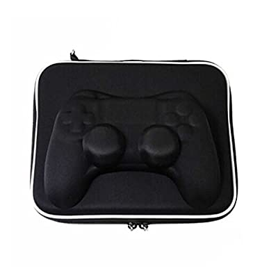 Feicuan Protective Carry Controller Case Cover Pouch Bag for Playstation 4 PS4 Color Black from Guangzhou Ake Information Technology Co., LTD