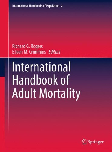 International Handbook of Adult Mortality (International Handbooks of Population)