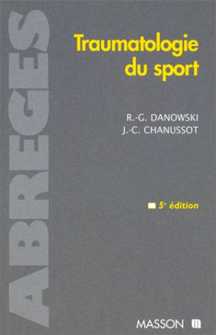 Traumatologie du sport, 5e édition
