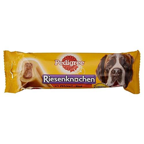 Pedigree Riesenknochen Maxi Hundesnack mit Rind, 210g