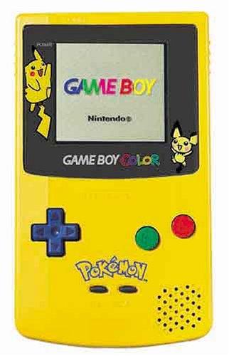game-boy-color-konsole-pikachugelb
