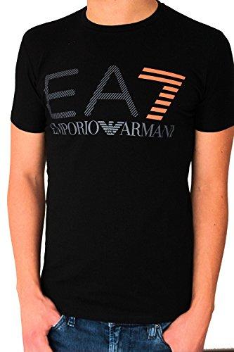 t-shirt-ea7-emporio-armani-homme-manches-courtes-noir