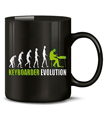 KEYBOARDER EVOLUTION 4593(Schwarz-Grün)