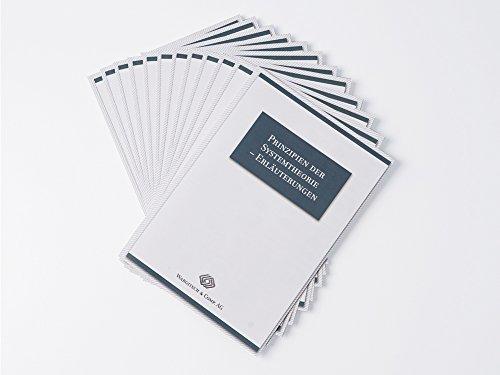 """Kartenset """"25 Prinzipien der Systemtheorie"""""""