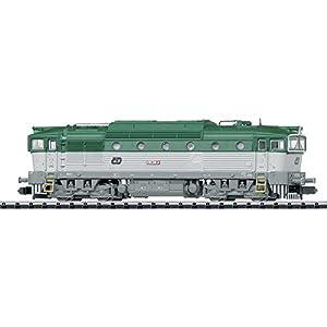 Märklin Trix 16735-Trix Locomotora Diesel Serie 750de CD