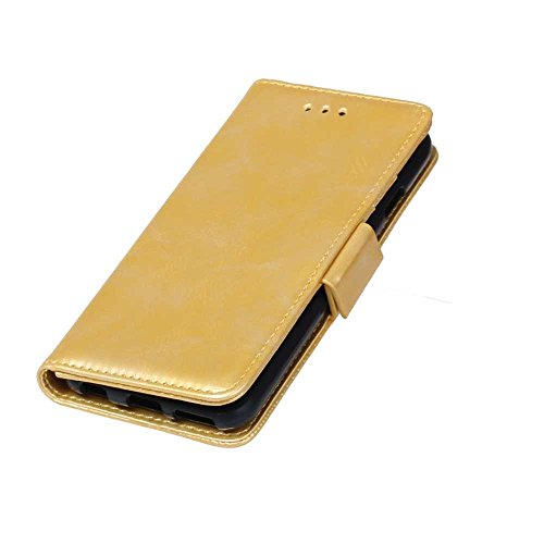 Voguecase® Pour Apple iPhone 6 Plus Plus/6s Plus 5.5 Coque, Étui en cuir synthétique chic avec fonction support pratique pour Apple iPhone 6 Plus (Filigrane-Beige)de Gratuit stylet l'écran aléatoire u Boucle latérale-Or