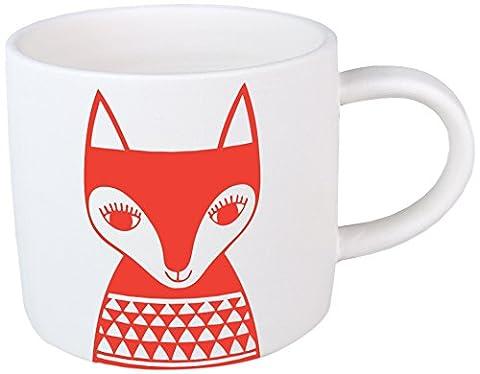 Jane Foster Fox Head Mini Mug