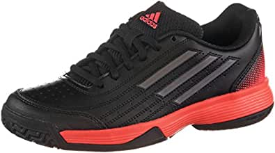 adidas Sonic Attack K Football Shoes, Junior UK 5 (Black/Red) - 5 UK/India (38 EU)