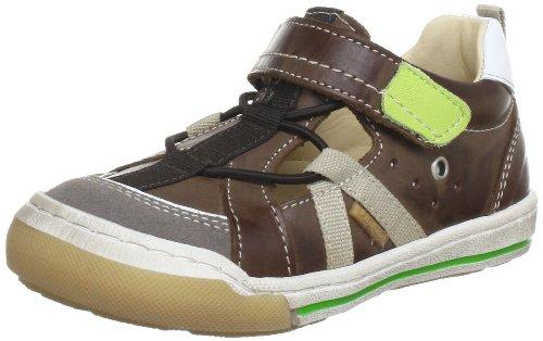 Primigi 8137477, Baskets mode garçon Marron (Marrone S/Talpa)