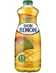 Don Simon Nectar Mango - Pack de 6 x 1.5 l - Total: 9 l