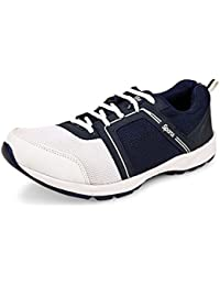 Uwok Men's Casual Mesh Lace-Up Sports Shoes - B076SLG8P4