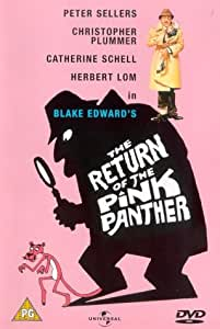 The Return Of The Pink Panther [1975] [DVD] [1976]