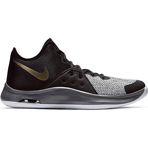 Nike AO4430 005 Air Versitile III Basketballschuhe Schwarz - Fußball 2014 Schuhe Nike