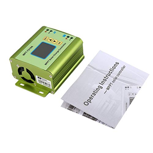 LouiseEvel215 Regler für Solar-LCD MPPT 24/36/48/60 / 72V Regler für Solar-Boost MPT-7210A 600-watt-dc Power Pack