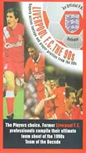 Liverpool Fc: The 90's [VHS]