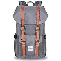 Ventcy Studenten Rucksack Casual Uni Rucksack Damen Herren Backpack 15,6 Zoll Laptop Rucksack Daypack Wasserabweisend Unisex für Freizeit Outdoor Reise