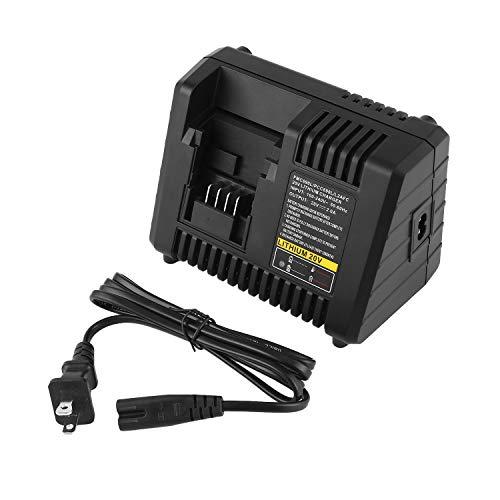 Caricabatteria-20-V-batteria-al-litio-L2AFC-FMC690L-PCC690L-Colore-nero