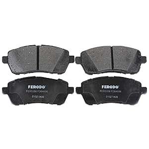 Ferodo FDB4656 Brake Pad for Maruti Ertiga (Set of 2),Front